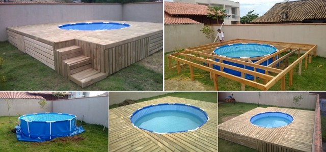 See How You Can Build a Swimming Pool Deck With The Lowest ...