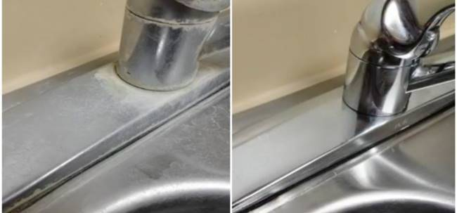 Cleaning Hack: How to Remove Hard Water